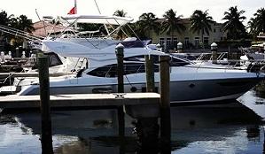 luxury yacht rental hollywood